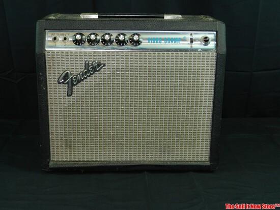 1978 Fender Vibro Champ Guitar Amplifier Sn A876869