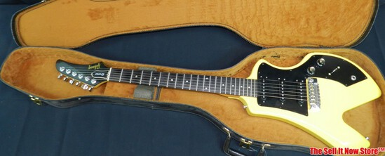 1983 Gibson Corvus Electric Guitar Sn 82293624