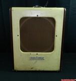 Early 1950s Flot-a-tone Guitar & Harp Amplifier