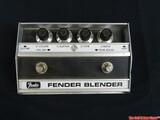 Vintage Fender Blender Electric Guitar Effects Pedal
