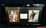 Stevie Ray Vaughan Photographs With Signature Coa