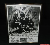 Lynyrd Skynyrd Signed Band Picture