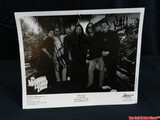 Marshall Tucker Band Signed Band Picture