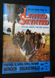 Lynyrd Skynrd Band Poster