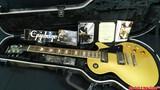 Epiphone Bonomassa Limited Edition Les Paul Gold Top Electric Guitar Sn 12041506449