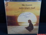 Autographed Neil Diamond Jonathan Livingston Seagull Soundtrack Record Album