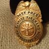 Firemans Badge
