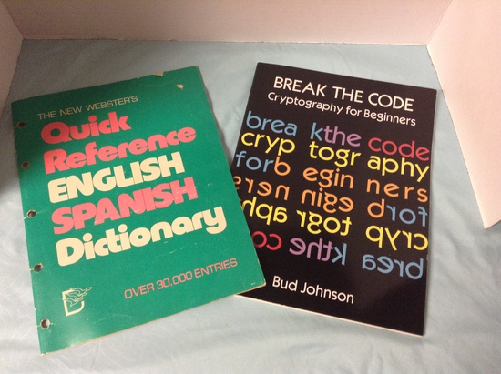 Two English Books