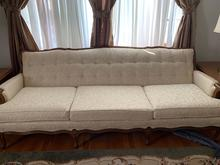 French Provincial Sofa and two chairs