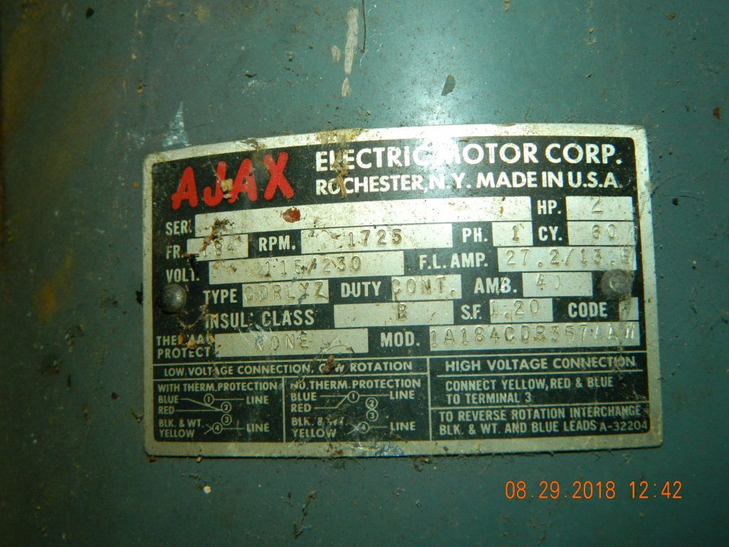 ajax 1 hp motor wiring diagram ajax electric motor co art  antiques   collectibles  ajax electric motor co art  antiques