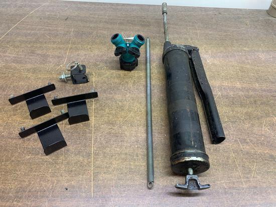 Miscellaneous parts lot