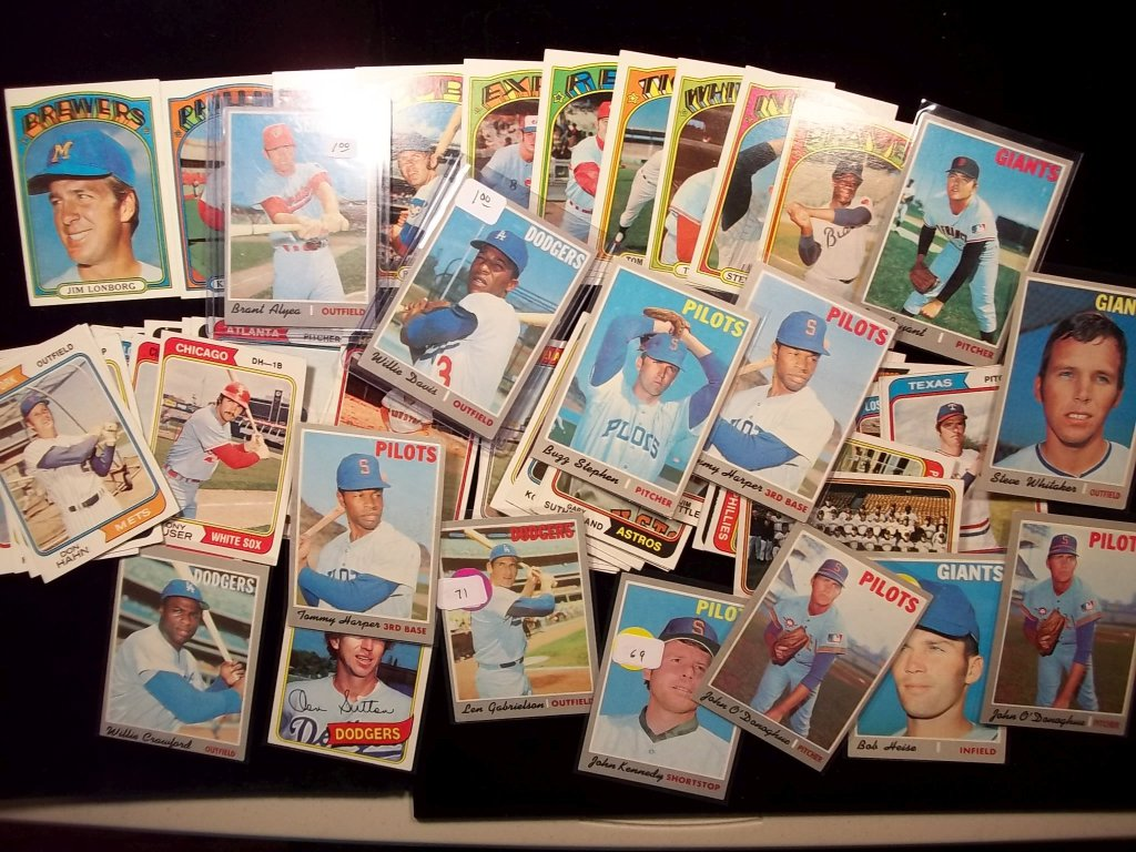 AUTOS RELICS CARD STAMPS BIGGER BETTER LOTS