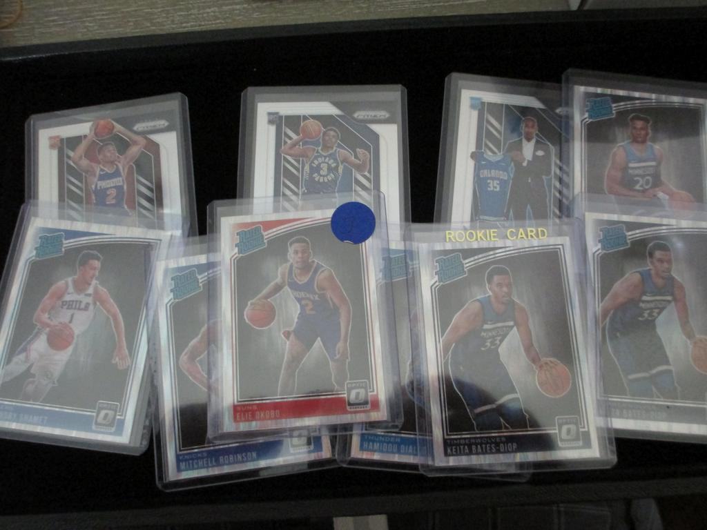 Lot Of 10 Better Basketball Cards