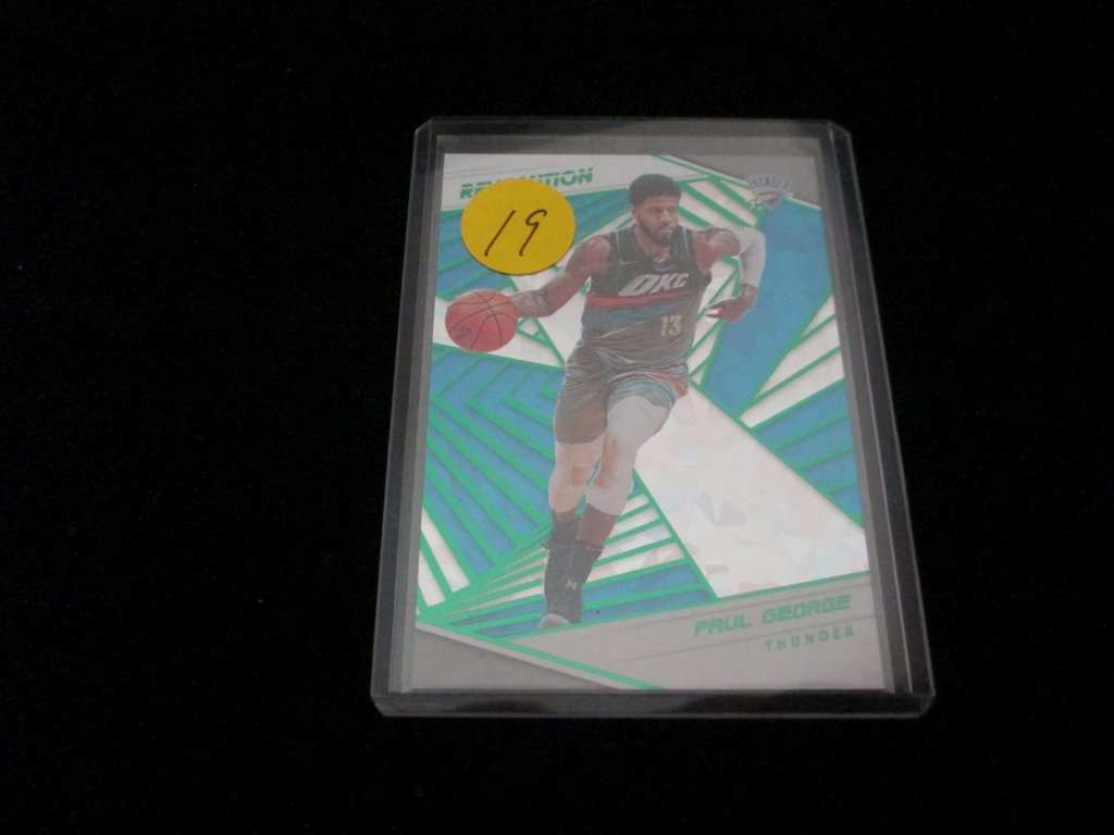 Paul George Revolution And Numbered 27/88
