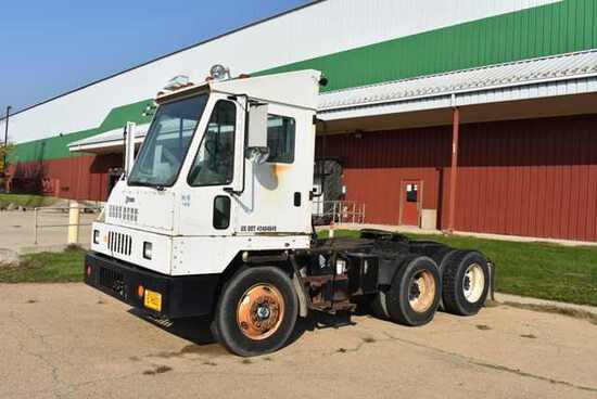 (Located in Mendota, IL) Ottawa Yard Truck Spotter