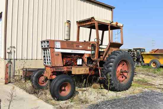 (Located in Mendota, IL) International Harvester M