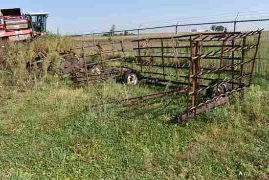(Located in Mendota, IL) Qty. (3) Glenco Rover Far