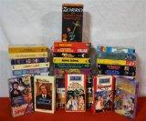 42 VHS Movies