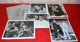 5 Elvis Photos w/negatives