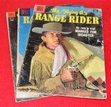 3 Western Comics