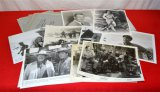 12 John Wayne Photos w/negatives