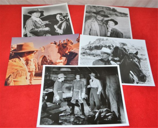 5 John Wayne Photos (315 total)