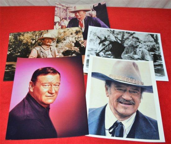 5 John Wayne Photos (135 total)