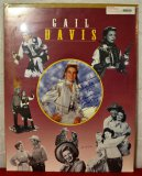 Gail Davis signed poster