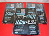 3- Ultra Pro Card Protectors