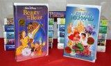 13 Unopened VHS Movies