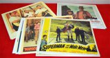 50 Lobby Cards (All Reproductions)