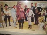 John wayne poster &  books & film posters