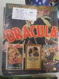 Dracula Poster books& horror movie book