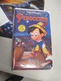 Pinocchio vcr Movies