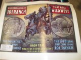 Miller Bros & arlington 101 Ranch Posters
