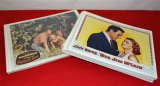 65 Lobby Cards **Not Originals**