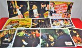 10 Lobby Cards (171 total) *ALL COPIES*