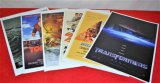 6 Movie Posters (129 total)
