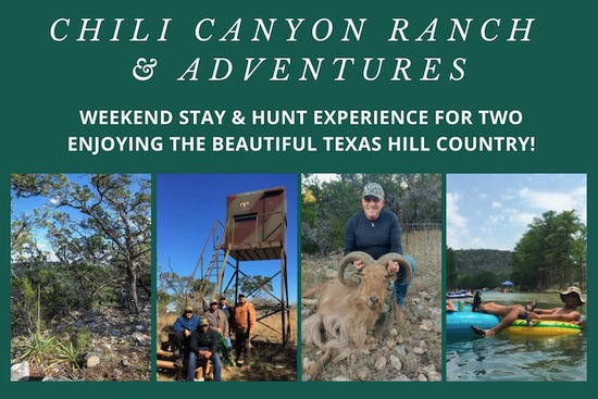 Chili Canyon Ranch Weekend Getaway, Texas Hill Country
