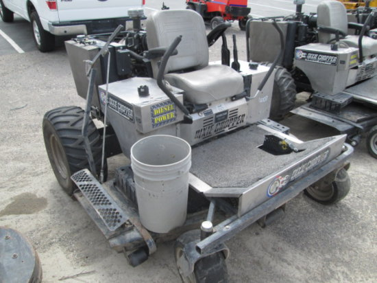 DIXIE CHOPPER XXWD 3500 MOWER     Auctions Online | Proxibid