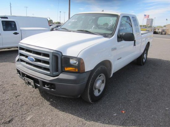 2006 FORD F-250XL PICKUP