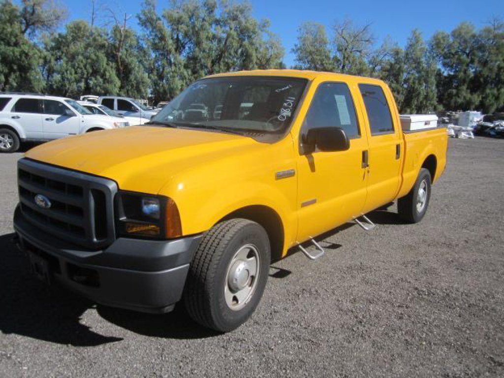 2007 FORD F-250XL PICKUP
