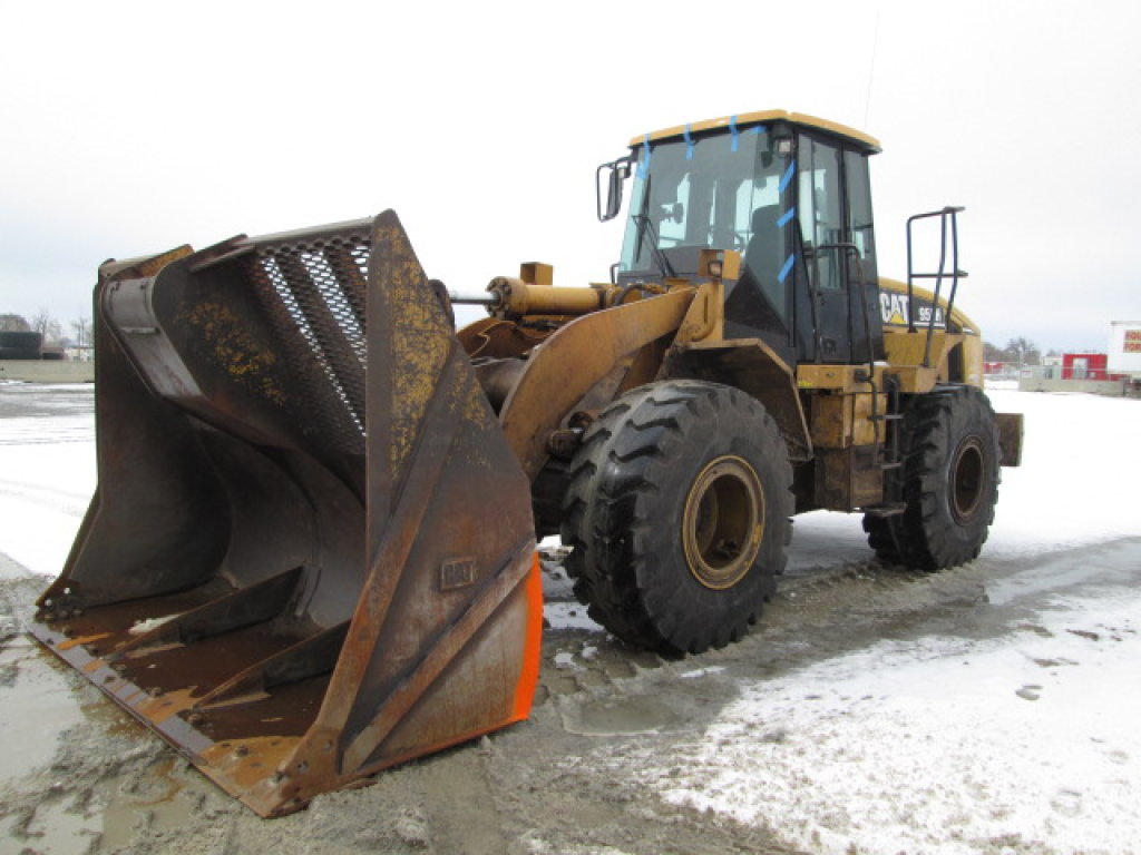 2006 CAT 950H LOADER