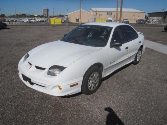 2000 Pontiac Sunfire Auctions Online Proxibid