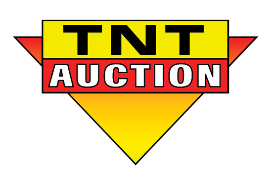 The auction is now in sale order.