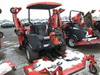 JACOBSEN HR9016 MOWER