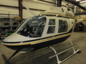 1984 BELL 206B III HELICOPTER- ONLINE AUCTION
