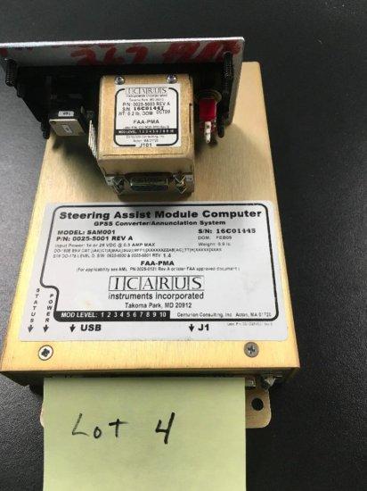 ICARUS GPSS ROLL STEERING