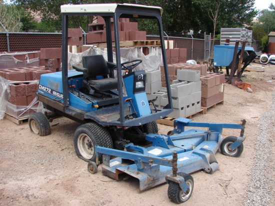 FORD NEW HOLLAND CM-272 MOWER