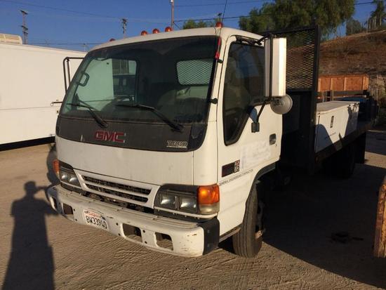 2004 GMC W4500